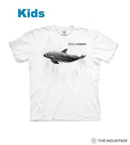 Calf Critically Endangered - Kids Protect T-shirt - The Mountain®